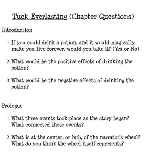 Tuck Essays by Tuck Everlasting Essay Tuck Everlasting Personal Responses Section Ldquo Quotable Quotes Monday