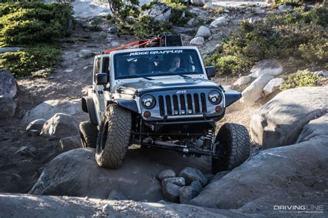 jeep jamboree 2017 point of no the 2017 jeepers jamboree on the