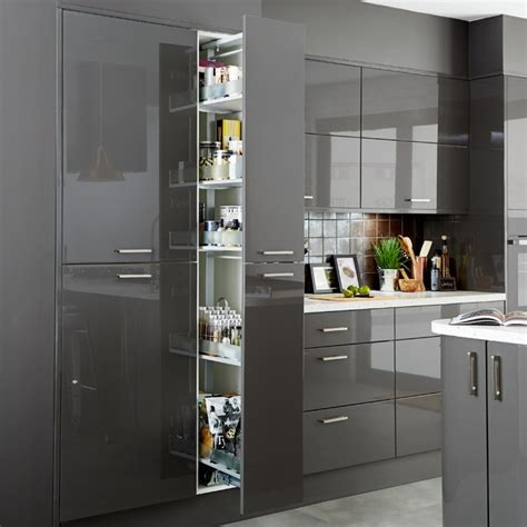 cooke and lewis kitchen cabinets cooke lewis rectangular storage system contemporary