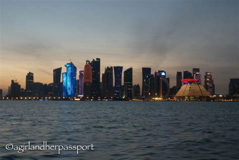 boat cruise qatar discovering qatar from a dhow boat photo essay a girl