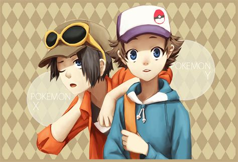 hairstyles girl pokemon x pokemon x boy hairstyles images pokemon images