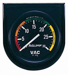 Digital Autos 2337 auto meter 2337 autogage vacuum panel
