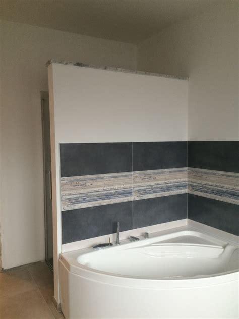 bagno con muretto muretto per creare doccia e appoggio vasca with muretto bagno
