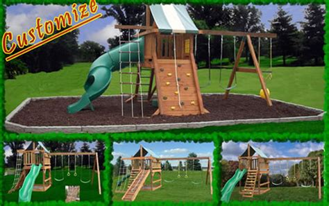 outdoor swing set accessories swing set building plans 171 home plans home design
