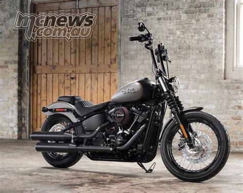 Motorrad Mit Harley Sound by Harley Davidson Bob Sound Motorrad Bild Idee