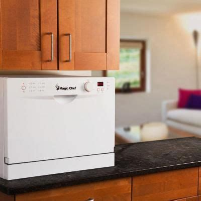 Magic Chef Countertop Dishwasher by 25 Best Ideas About Portable Dishwasher On