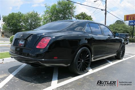 bentley mulsanne custom bentley mulsanne custom wheels lexani pegasus 22x et