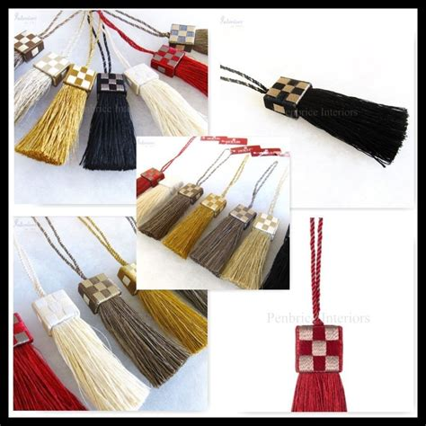 fabric and curtain supplies gallery key tassel 9cm bag gift keyring decoration fabric