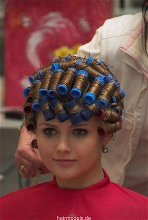 women who curls sissys hair in rollers i m really hoping that it won t be long before i see the