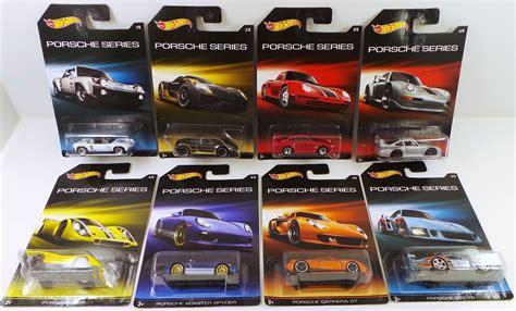 Hotwheels Porsche wheels porsche series 2015