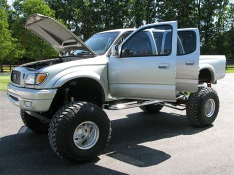 Custom 2002 Toyota Tacoma Sell Used Wow Custom 2002 Toyota Tacoma 4x4 Only 29k All