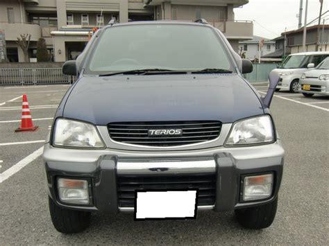 Lu Terios daihatsu terios japanese used cars lucus japan t limited