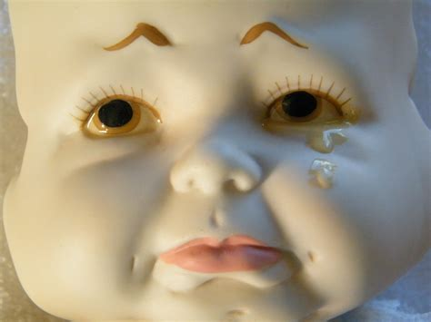 porcelain doll 3 faces some help 3 faces doll collectors weekly