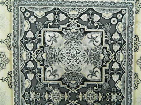 patchwork quilting sewing fabric celtic floral design new