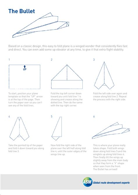 Paper Airplane Templates by Paper Airplane Template 28 Images How To Make Cool
