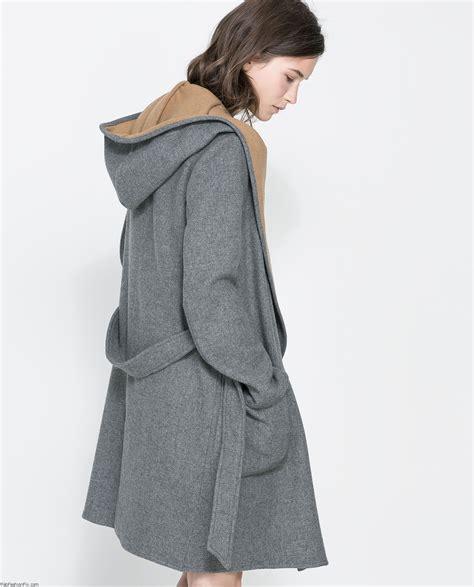 Hooded Coat zara coats jackets for fall winter 2013 fab fashion fix