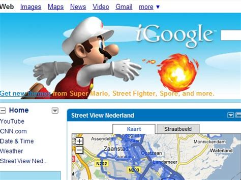 google themes and games google voegt game themes toe aan igoogle computer idee