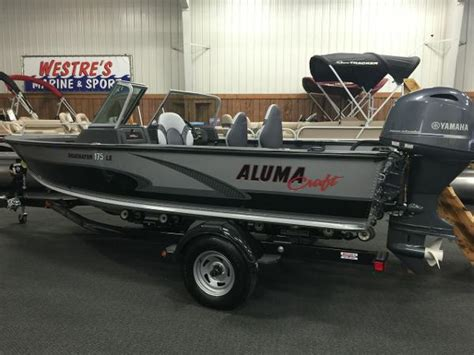 new boats for sale in mn alumacraft new and used boats for sale in mn