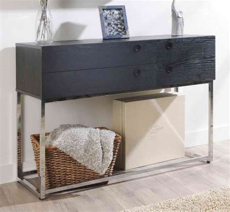 furniture modern console tables modern console