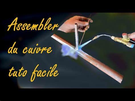 Souder Goutti Re Zinc Chalumeau by Soudure 224 L 233 Tain Tuyau Cuivre Comment Souder Un Tuyau De