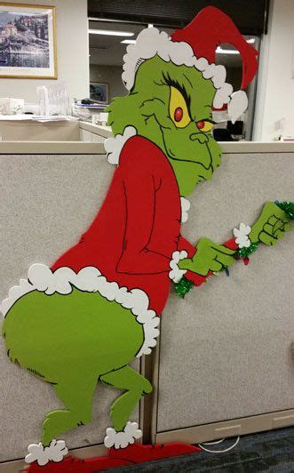 grinch yard art by grimestown on etsy crafts pinterest