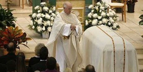 Best 25  Catholic funeral ideas on Pinterest   Catholic