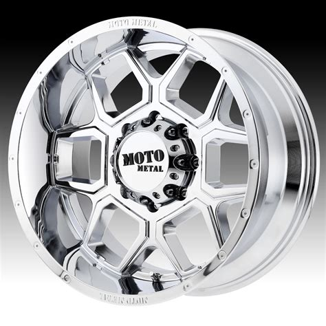 motto wheels moto metal mo981 chrome custom wheels rims moto metal