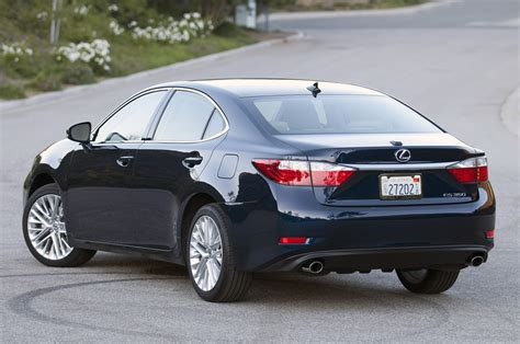 lexus cars 2013 2013 lexus es 350 review photo gallery autoblog