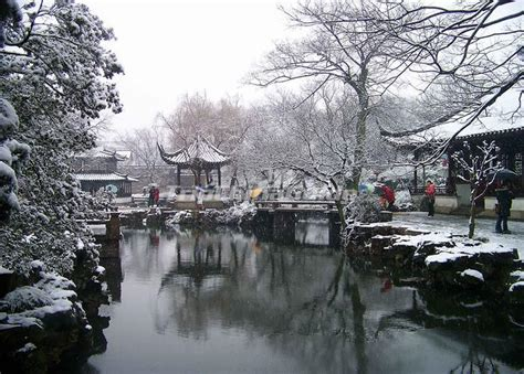 china garden winter the humble administrator s garden in winter suzhou