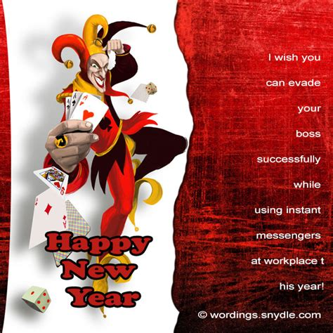 funny new year messages greetings and wishes wordings