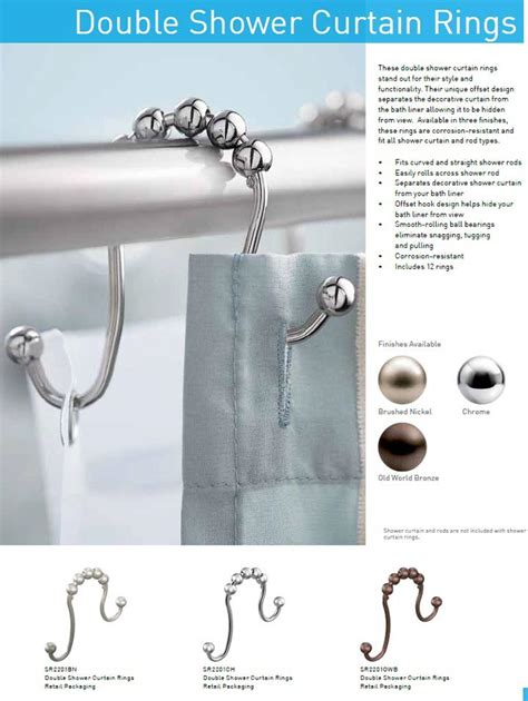 double shower curtain rings 14 best rv wiring images on pinterest rv travel