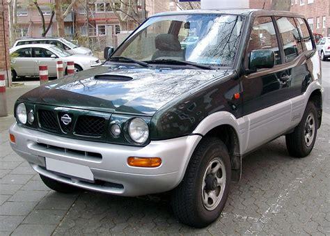 nissan jeep 2000 nissan terrano ii