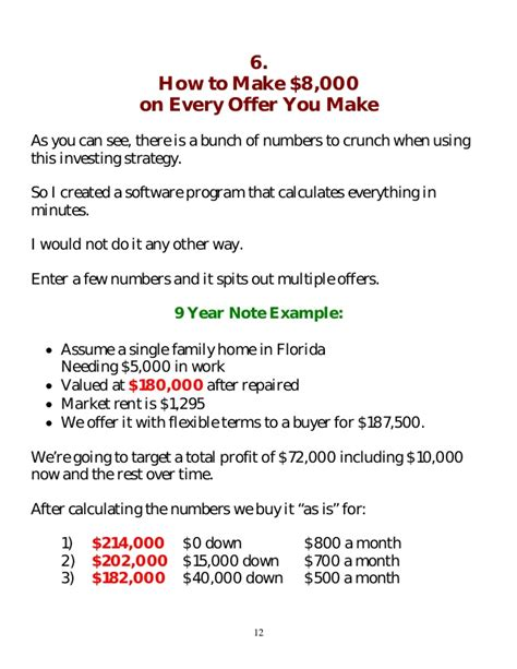 how to make an offer on a house how to make 72 000 buying a house for top dollar