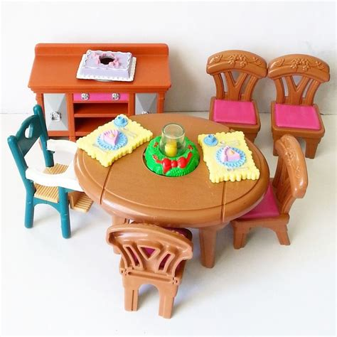 fisher price table and chair set fisher price loving family dining set chairs booster