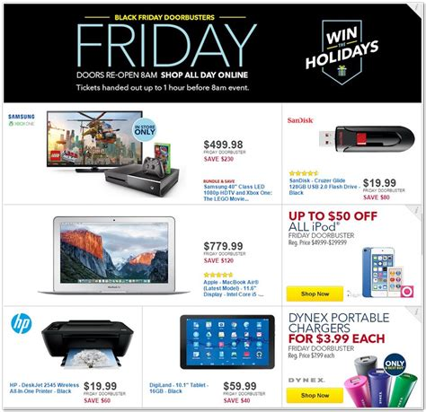 Best Buy Black Friday Giveaway - best buy black friday ad 2015