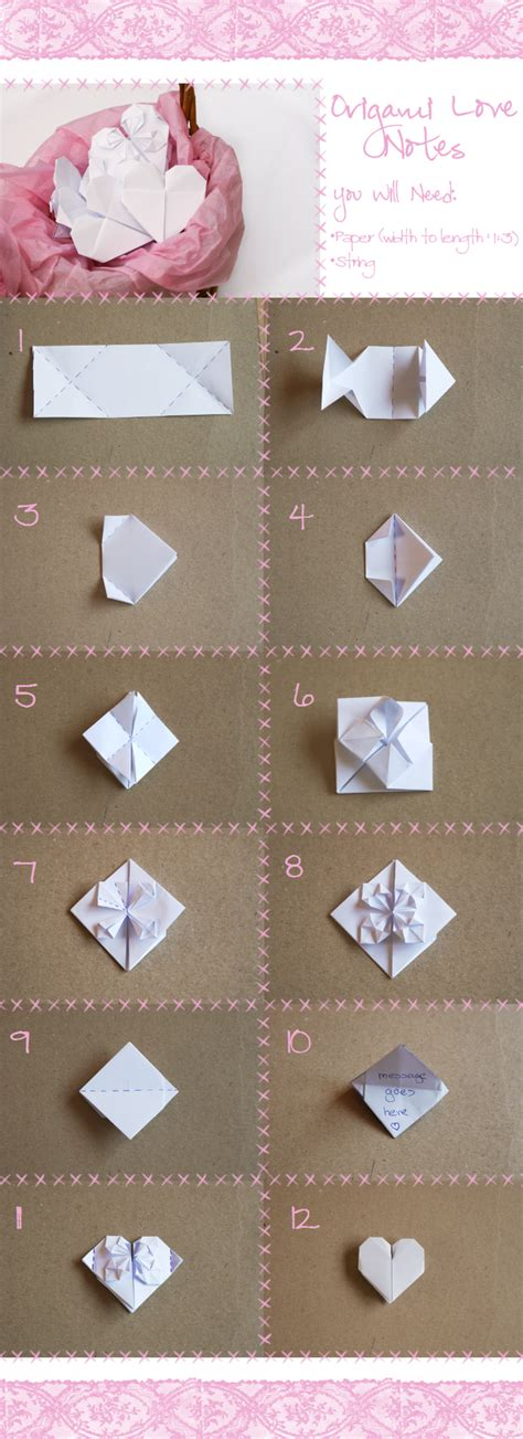 Origami Messages - origami notes a blackbird s epiphany uk s