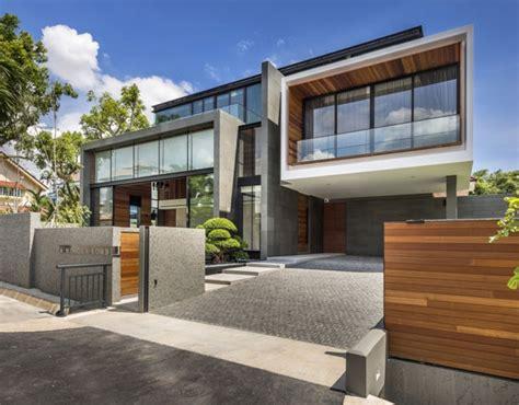 desain dapur kontemporer desain rumah modern kontemporer info bisnis properti