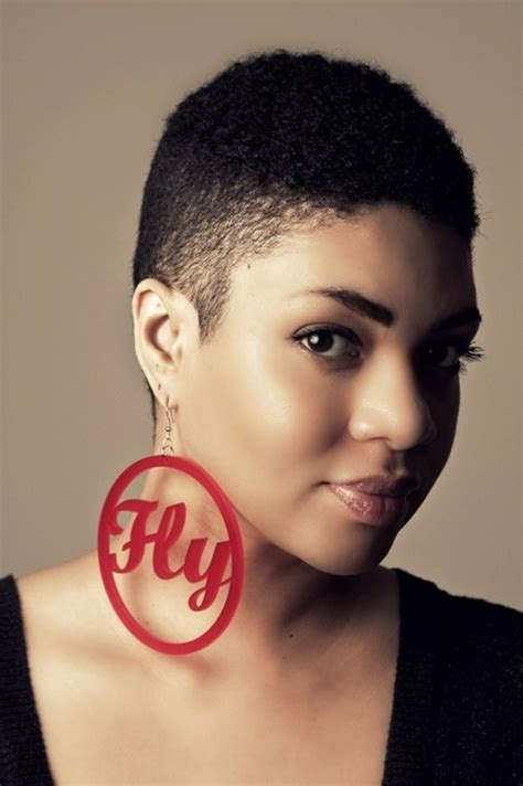 How To Cut Faded Twa | twa fade hair cuts for curly hair pinterest