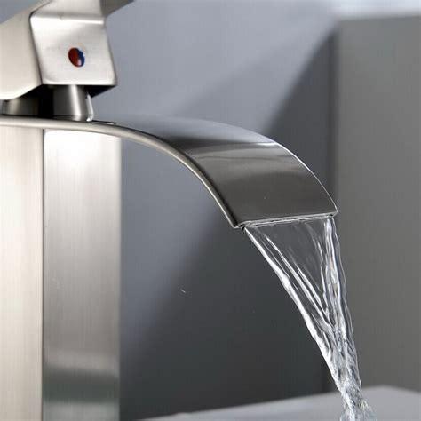 Stainless Steel Bathroom Fixtures Kamloops Stainless Steel Bathroom Sink Faucet