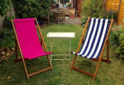 South Sea Deck Chairs by Deckchair Marmalade Pie