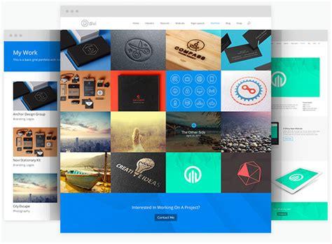 divi theme exles portfolio all about divi 2 0 by elegant themes creative beacon