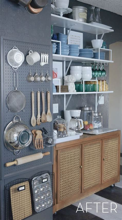 25 best ideas about kitchen wall storage on
