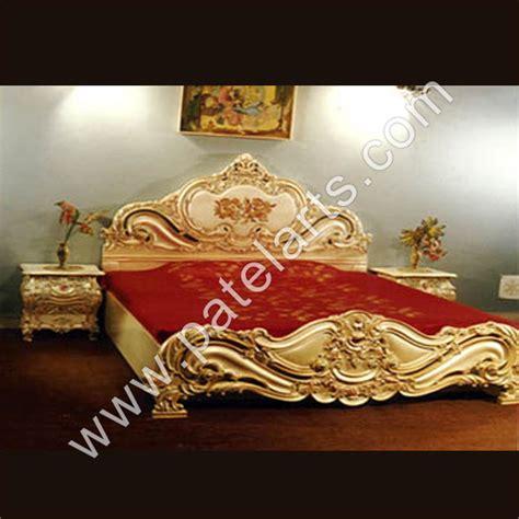 wooden bed beds carved wooden beds carved indian beds