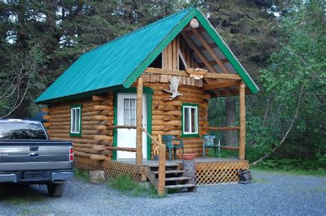 eagles nest cabin picture of alaska creekside cabins
