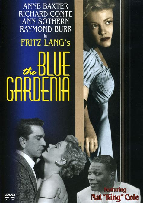 Film Blue Gardenia | overlooked movies the blue gardenia 1953 not the
