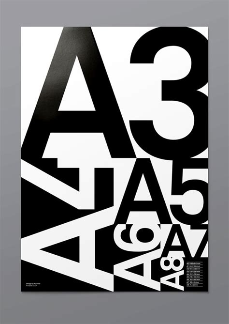 designspiration typography typographic posters a poster designspiration 241441