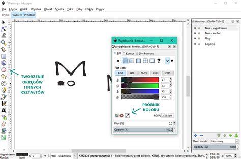 tutorial photoshop jak zrobic logo jak zrobić logo w inkscape tutorial krok po kroku