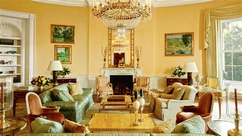 white house interior photos the obama family s stylish private world inside the white