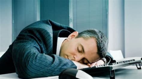 Picture Of Someone Sleeping At Their Desk by Are We Idiots Archives Alan Gregerman