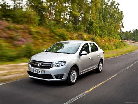 Dacia Logan 2013 Exotic Car Pictures 06 Of 14 Diesel